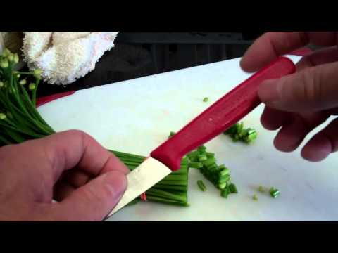 My favorite paring knife, a real inflation fighter, made by Victorinox .mp4
