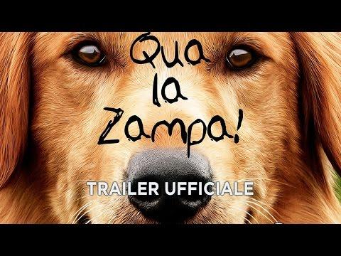 Preview Trailer Qua La Zampa!, trailer italiano