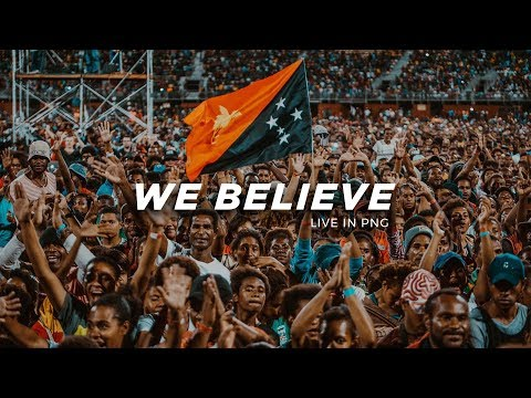 WE BELIEVE - Official Planetshakers Music Video (видео)