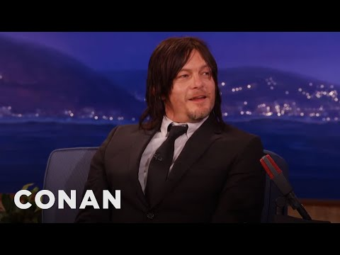 Norman Reedus On Daryl