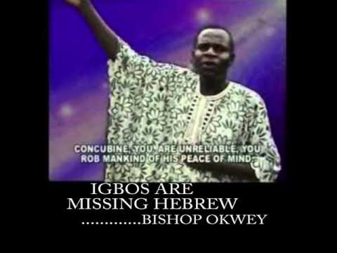 BIBLE BASED RESEARCH CONFIRMING IGBOS AS MISSING HEBREWS......A MUST WATCH