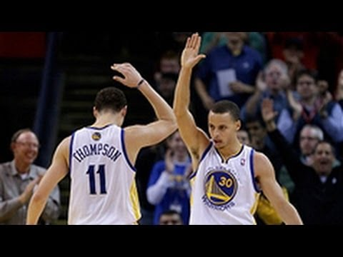 son - Known around the Bay Area as the 'Splash Brothers', Stephen Curry and Klay Thompson are making a name for themselves throughout the NBA as one of the best ba...