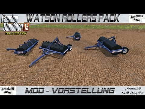 Watson Rollers Pack v2.0