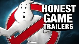 GHOSTBUSTERS (Honest Game Trailers) by Smosh Games