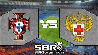Portugal Vs Rusia 2013   Análisis De Apuestas   Eliminatorias Mundial Brasil 2014