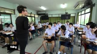 Wayfin Rak Raw Rang Episode 1 - Thai Drama