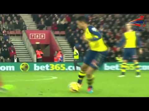 Best Of Francis Coquelin - Assists, Skills And Goals - Arsenal Club
