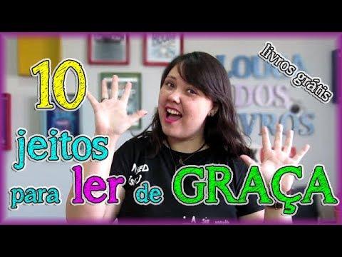 10 jeitos de LER DE GRAÇA - ebooks e livros físicos | Louca dos livros 2018