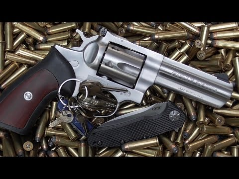 Ruger GP100 – Disassembly & Smoothing Up