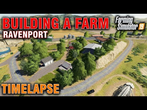 Sim Farmer Ravenport Timelapse Farm Save Game v2.0