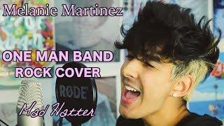 Video Melanie Martinez | Mad Hatter | Rock Cover MP3, 3GP, MP4, WEBM, AVI, FLV Mei 2018