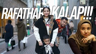 Download Video RAFATHAR BORONG MAINAN - BELLA BELANJAIN ENGKU EMRAN DI JEPANG??!! MP3 3GP MP4