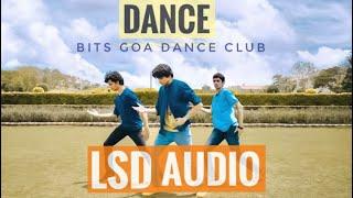 Video LSD - AUDIO ft. Sia,Diplo,Labrinth (Dance Cover)  | BITS GOA DANCE CLUB | LSD Audio Cover | MP3, 3GP, MP4, WEBM, AVI, FLV Mei 2018