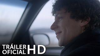 THE END OF THE TOUR. Tráiler Oficial HD en español. En cines 22 de enero.