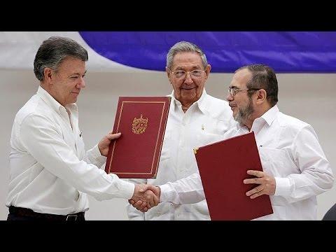 Κολομβία: Οι ένοπλες ομάδες και ο δρόμος προς την ειρήνη