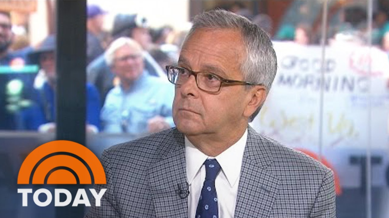 Sports Columnist Mike Lupica Talks About His New Book 'Lone Stars', Football And Concussions | TODAY