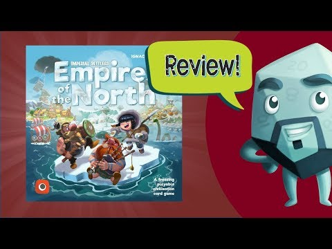 Imperial Settlers: Empires Of The North Review - With Zee Garcia
