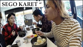 Video KULINER DI KOREA ( SEGO KARET ) MP3, 3GP, MP4, WEBM, AVI, FLV April 2018