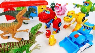 Video Go Go Dino Season 3~! Angry Dinosaurs Are Coming - ToyMart TV MP3, 3GP, MP4, WEBM, AVI, FLV Oktober 2018