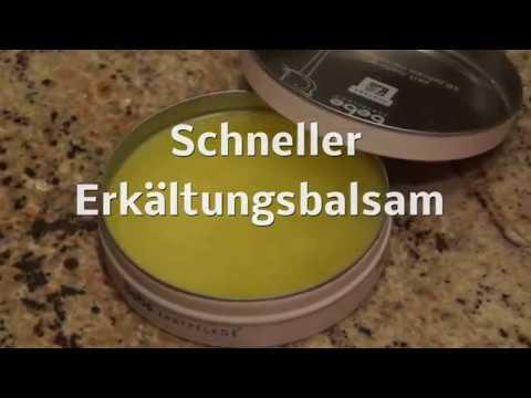 Thermomix® Adventskalender 2016 Türchen 5 Erkältungsbalsam selbermachen