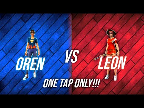 Oren Vs Leon again?This time one tap only [BEST PLAYER❤️🇲🇾][HIGHLIGHT]