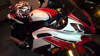 9. 2012 Yamaha R6 50th Anniversary Limited Edition & 2012 Kawasaki Ninja ZX-GR Review