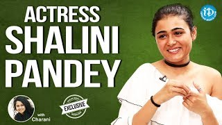 Arjun Reddy Actress Shalini Pandey Exclusive Interview