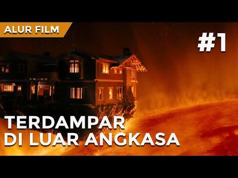 TERDAMPAR DI LUAR ANGKASA | ALUR CERITA FILM ZATHURA (2004) #1