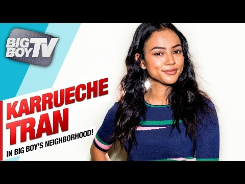 """Karrueche Tran on Chris Brown, her show """"The Bay"""", And More! (Full Interview) 