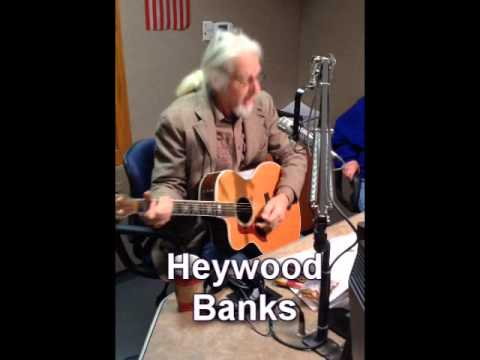 Heywood Banks on MIX 98.9