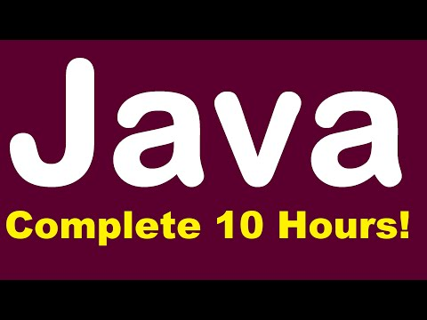 Java Programming Tutorial For Beginners | Java Tutorial From Basics To Advance