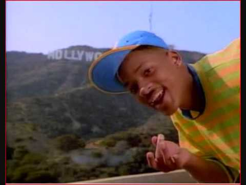 willy, il principe di bel- air - sigla