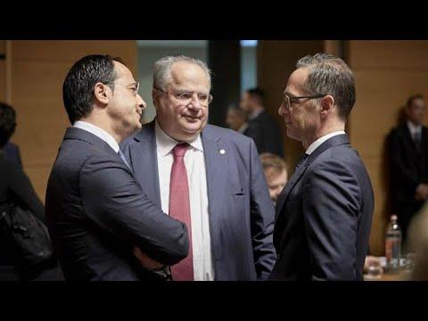 Για τις μεταναστευτικές ροές ενημέρωσε τους ομολόγους του ο Κύπριος ΥΠΕΞ…