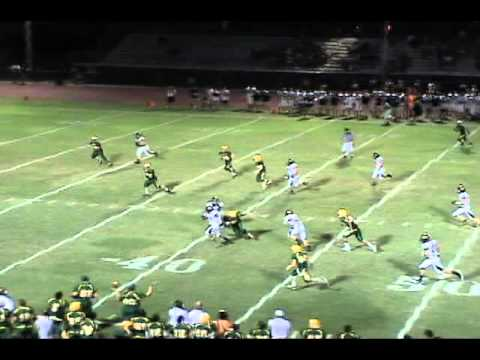 D.J. Foster High School Junior Highlights video.