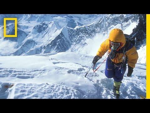 Ed Viesturs: The Will to Climb | Nat Geo Live (видео)