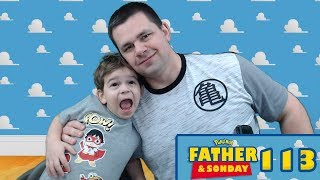Father and Sonday! | Opening Pokemon Cards with Lukas #113 by The Pokémon Evolutionaries