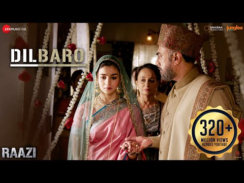 Download Dilbaro - Full Video | Raazi | Alia Bhatt | Harshdeep Kaur, Vibha Saraf & Shankar Mahadevan hd file 3gp hd mp4 download videos