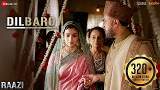 Video Dilbaro - Full Video | Raazi | Alia Bhatt | Harshdeep Kaur, Vibha Saraf & Shankar Mahadevan MP3, 3GP, MP4, WEBM, AVI, FLV Juni 2019