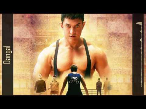 Dangal - Title Track Remix | Aamir Khan | Pritam | Amitabh Bhattacharya | Daler Mehndi