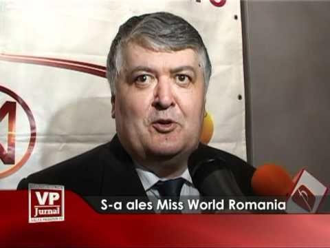 S-a ales Miss World România