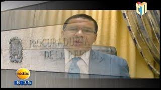 Fiscal supendido de por vida por ACOSADOR SEXUAL de empleadas en Samana Robert Justo Bobadilla