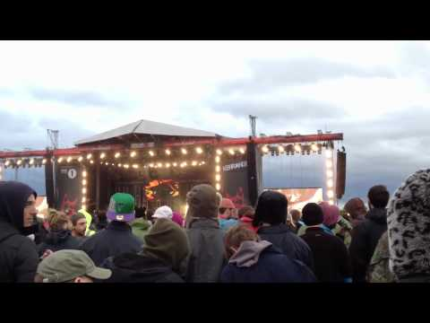 live Download Festival 2012 New song