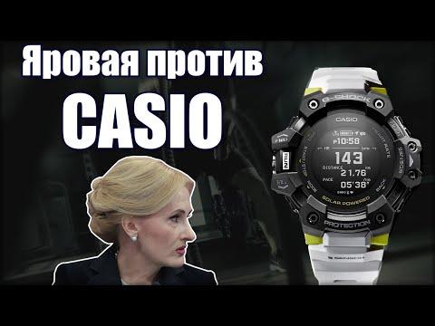 Умные часы из Швейцарии. Новинки и ЗАПРЕТ CASIO! видео