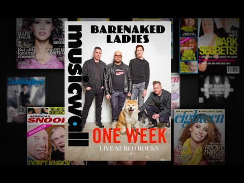One Week Lyric Video