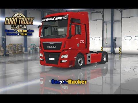 MAN TGX E6 Mandic 1.0