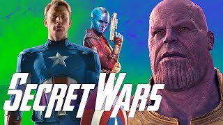 Video Multiverse in Avengers 4 & How the Quantum Realm Could Defeat Thanos - Avengers Infinity War MP3, 3GP, MP4, WEBM, AVI, FLV Januari 2018