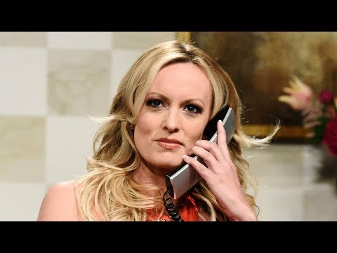 Stormy Daniels makes surprise appearance on Saturday Night Live