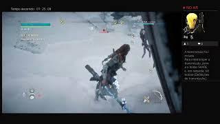 Horizon Zero Dawn Part 1 - Frozen Wilds
