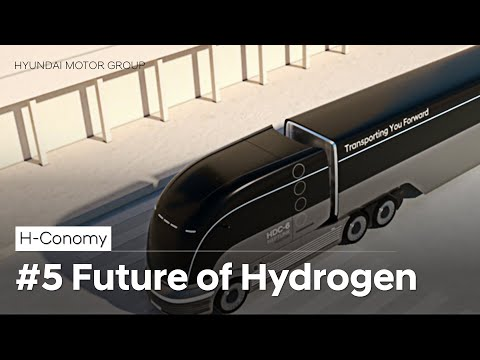 [H-Conomy] The Future of Fuel Cell Electric Vehicles