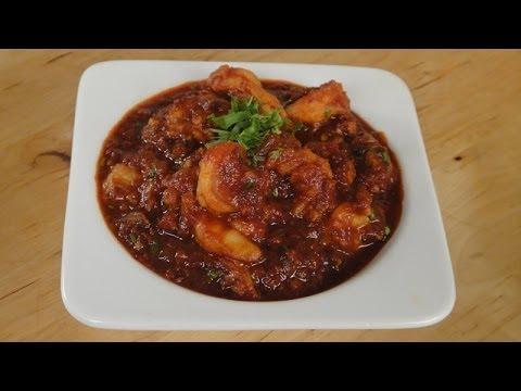 Spicy Masala Prawns